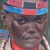 Umetnost divlje Afrike
