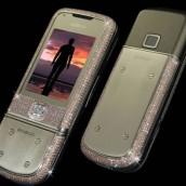 Nokia optočena platinom i dijamantima
