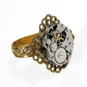 Steampunk nakit – staro za novo