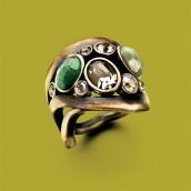 Bronzani prsten