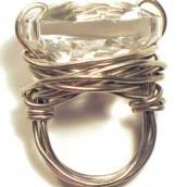 Bling bling prsten
